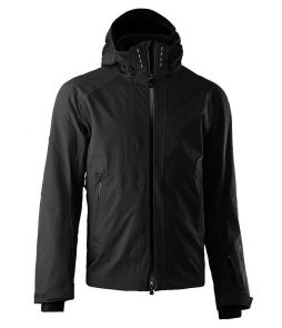 Mountain Force London Ski Jacket-Black
