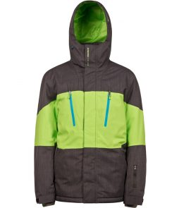 Protest Insider Ski Jacket-True Black