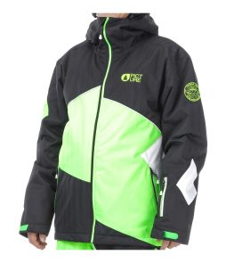 Picture Styler Ski Jacket-Green
