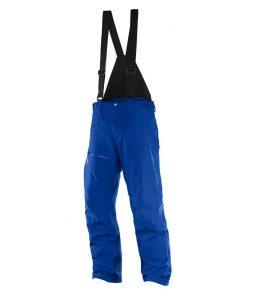 Salomon Chillout Bib Ski Pant-Blue Yonder