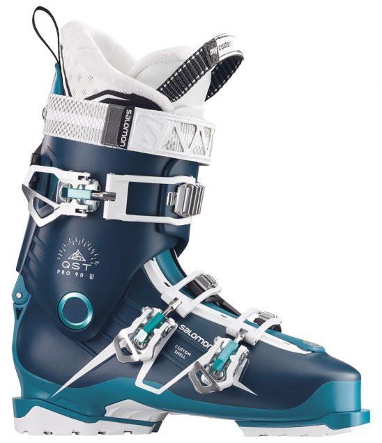 Salomon QST Pro 90 W 2017 Ski Boots