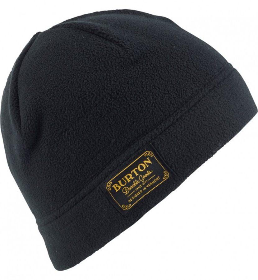 Burton Ember Fleece Beanie- Black
