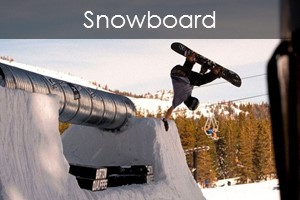 Front Snowboard