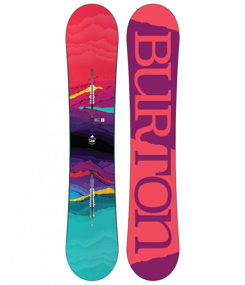 Burton Feelgood Flying V 2018 Snowboard
