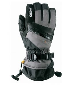 Swany Men's X-Change II Glove-Grey