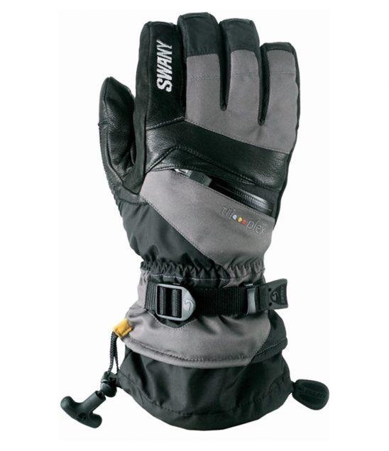 Swany Men's X-Change II Glove-Grey
