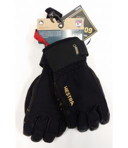 tra Army Leather Gore-Tex Glove-Black