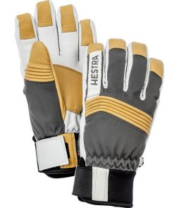 Hestra Dexterity Glove Grey