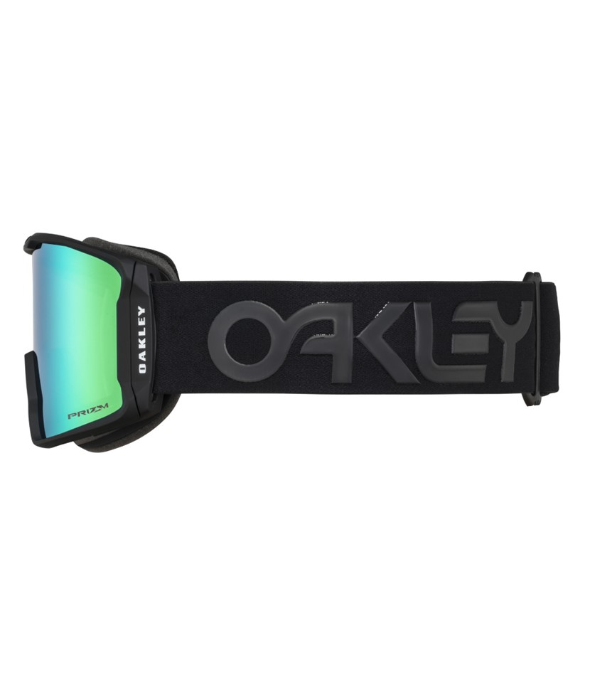 Oakley Line Miner Factory Pilot Blackout w Prizm Jade