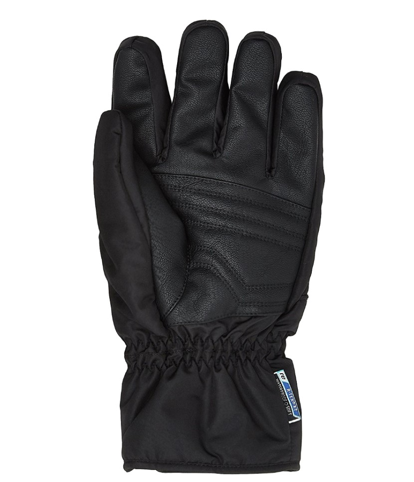 Reusch Balin R-Tex Glove-Black Yellow 2