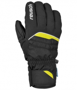 Reusch Balin R-Tex Glove-Black Yellow
