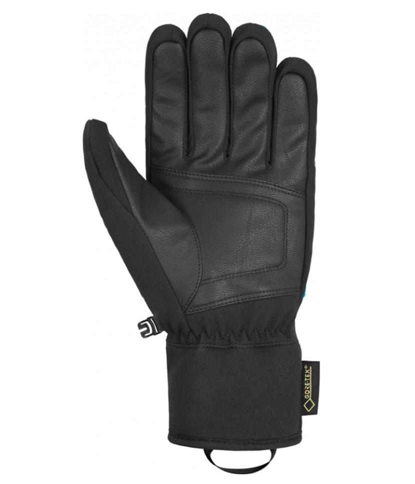 Reusch Bruce Gore-Tex Glove-Black 2.