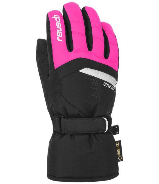 Reusch Bolt Gore-Tex Junior Glove-Pink