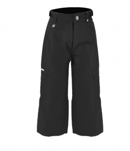 Cartel Buck Pant-Black
