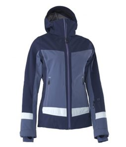 Mountain Force Cora Ski Jacket- Peacoat