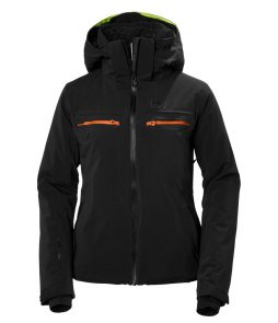Helly Hansen Raptor Ski Jacket-Black