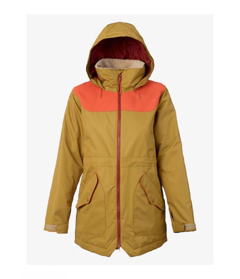 Burton Prowess Snowboarding Jacket-Plantain