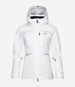 Kjus Formula Ski Jacket-White