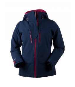 Obermeyer Reflection Ski Jacket- Storm Cloud