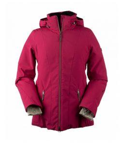 Obermeyer Siren Ski Jacket- Sangria