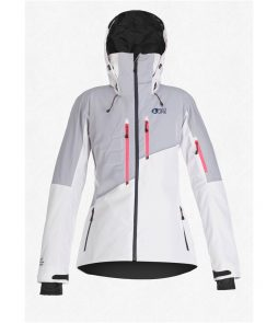 Picture Signe Ski Jacket-White