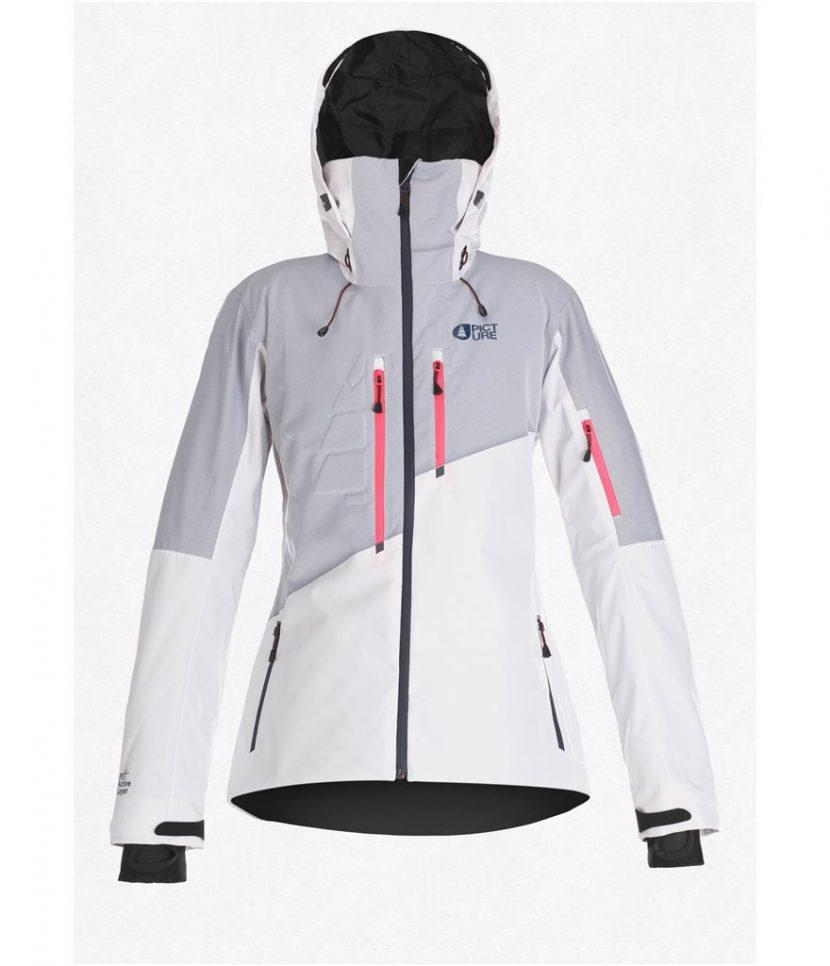 Picture Signe Ski Jacket-White