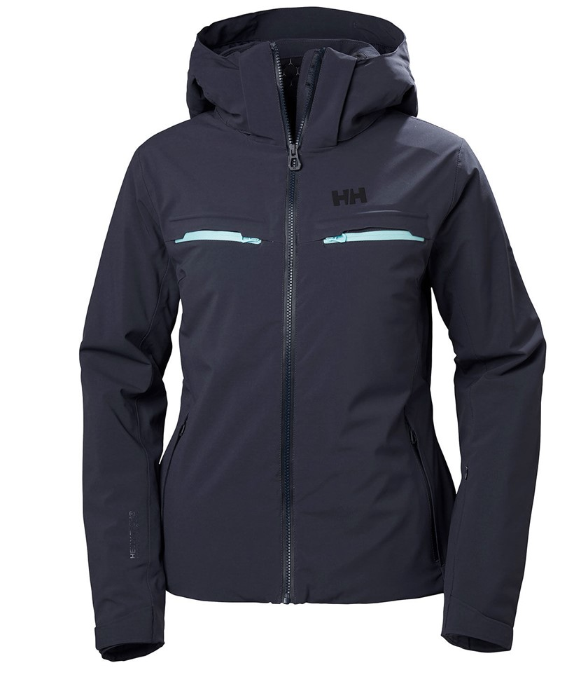 Helly Hansen Alphelia Jacket-Graphite Blue