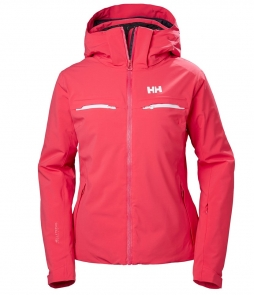 Helly Hansen Alphelia Jacket-Goji Berry