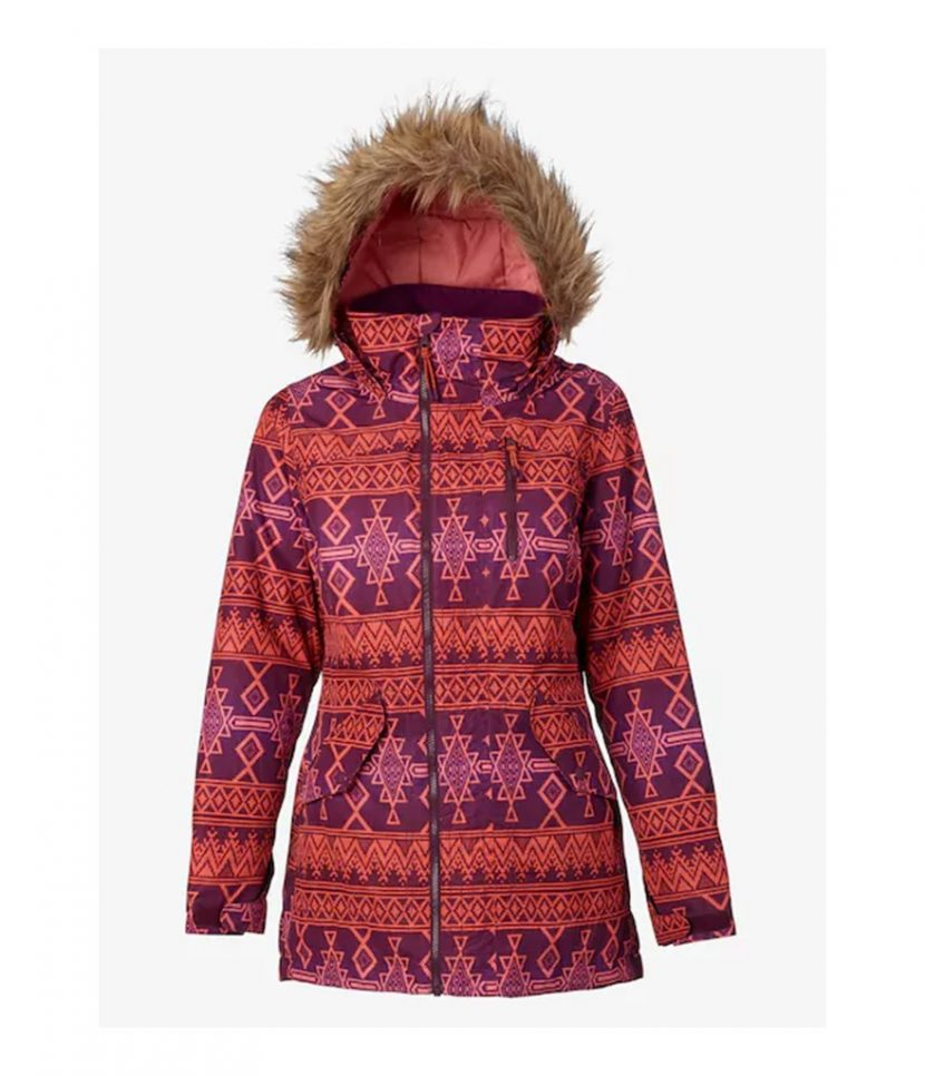 Burton Hazel Snowboarding Jacket-Starling