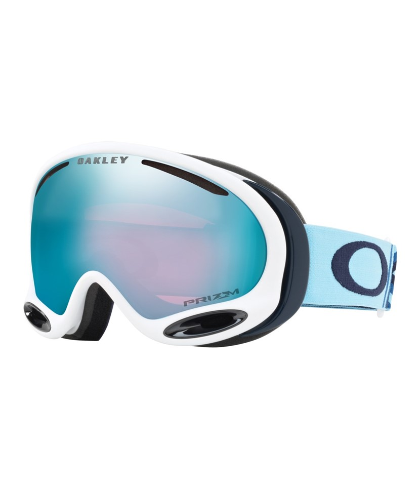 Oakley A Frame 2 0 Basket Case Blue W Prizm Sapphire W Asian Fit Available Paul Reader Snow Sports