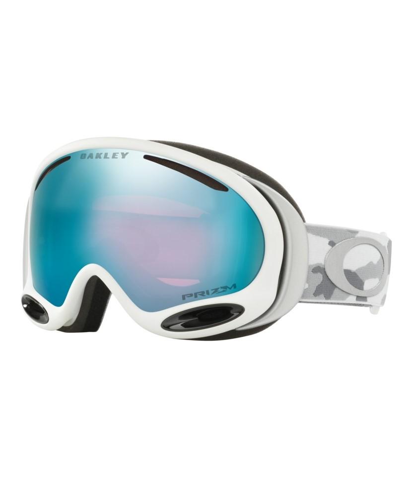 Oakley A Frame 2.0 Snow Camo w Prizm Sapphire
