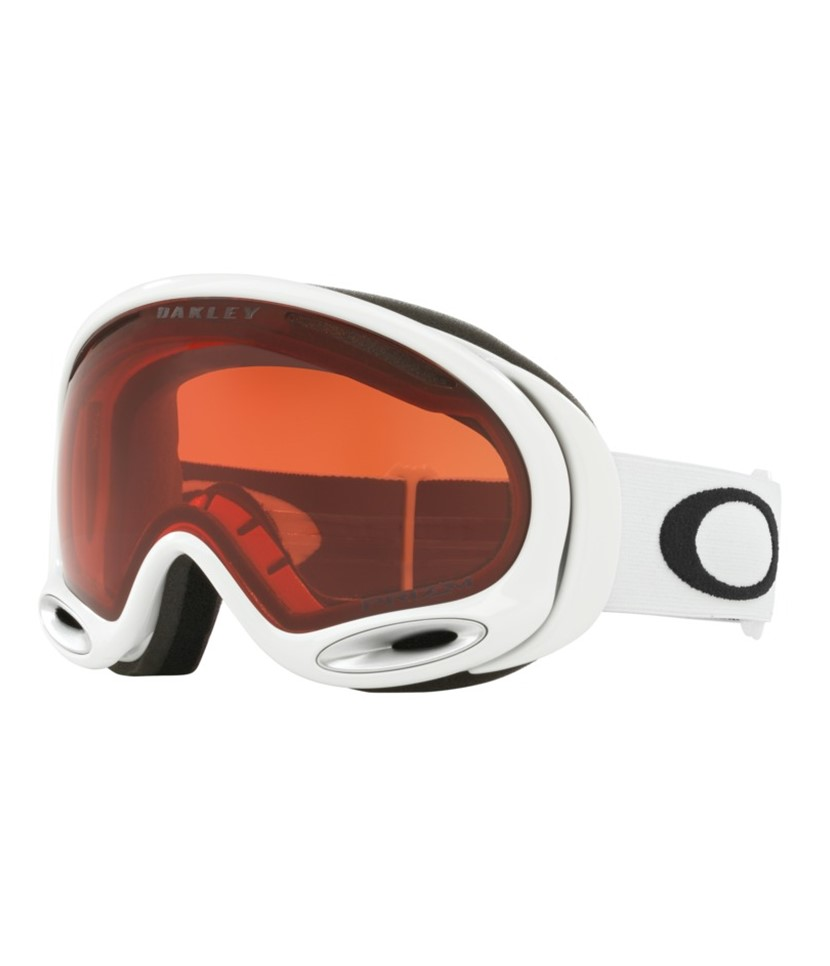 Oakley A Frame 2.0 Polished White w Prizm Rose