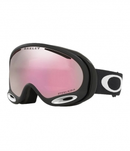 Oakley A Frame 2.0 Matte Black w Prizm Hi Pink Asian Fit