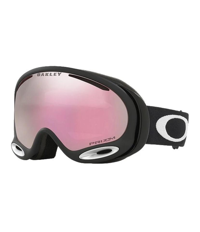 Oakley A Frame 2.0 Matte Black w Prizm Hi Pink Asian Fit