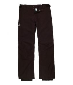 Salomon Strike Ski Pant-Black