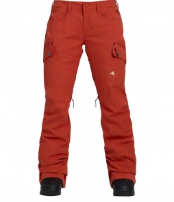 Burton Gloria Gore-Tex Pant-Hot Sauce