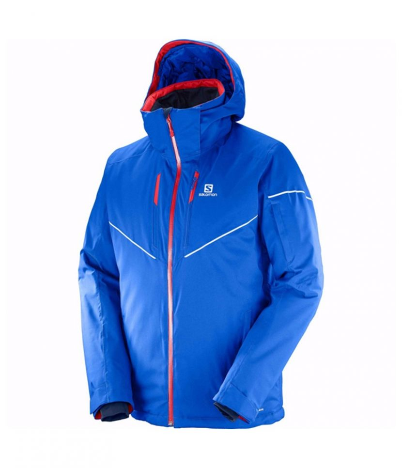 Salomon Stormrace Ski Jacket-Surf the Web