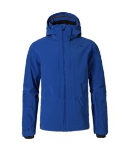 Kjus Sight Line Ski Jacket-Atlanta Blue