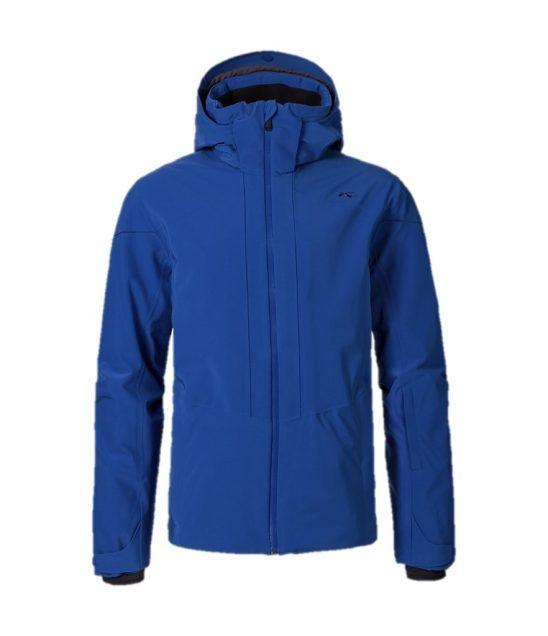 Kjus Sight Line Ski Jacket-Atlanta Blue