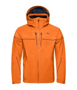 Kjus Speed Reader Jacket-Orange