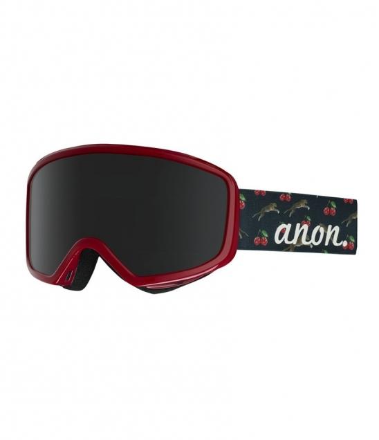 477f77e3ea96 Anon Deringer Black Cherries w Dark Smoke. Sale. Womens Goggles