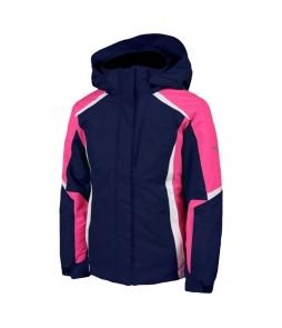Karbon Celeste Ski Jacket-Navy