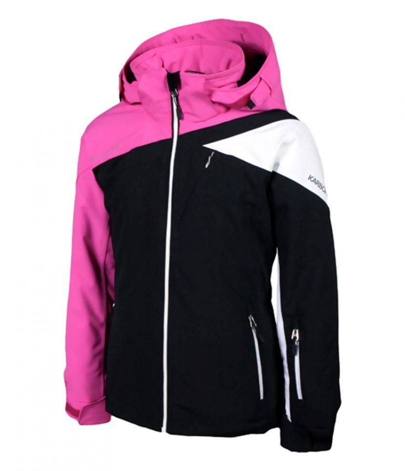 Karbon Pandora Ski Jacket-Black