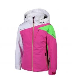 Karbon Pandora Ski Jacket-Lipstick Pink