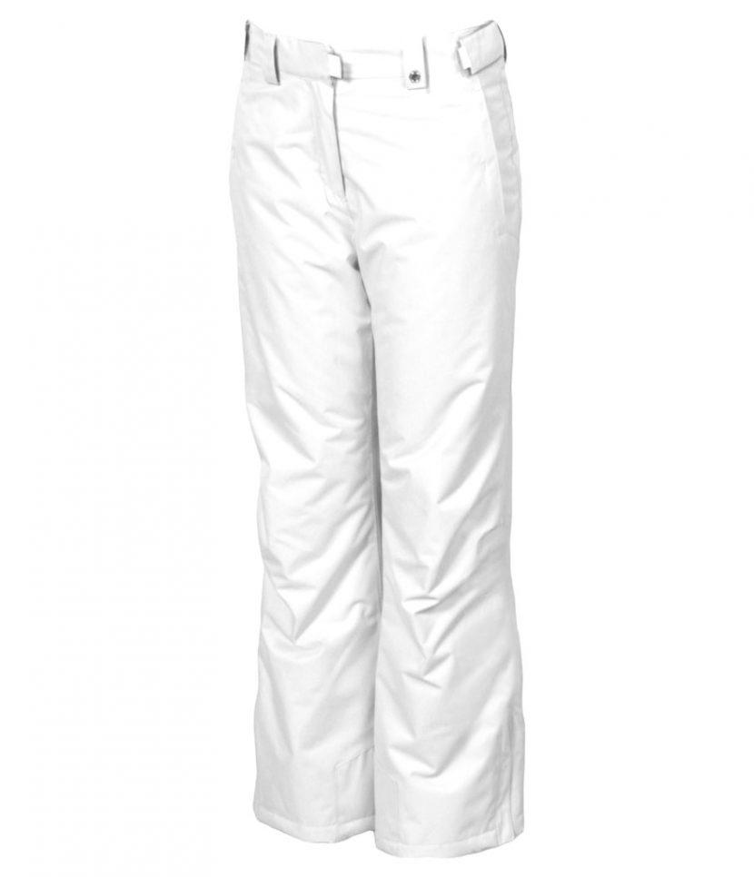 Karbon Luna Ski Pant-Arctic White