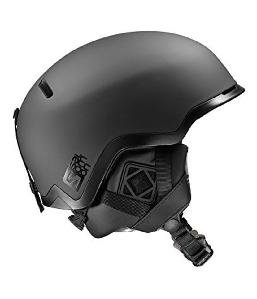 Salomon Hacker Helmet-Black