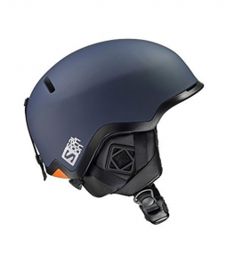 Salomon Hacker Helmet-Navy