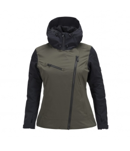 Peak Performance Scoot Ski Jacket-Forest Night