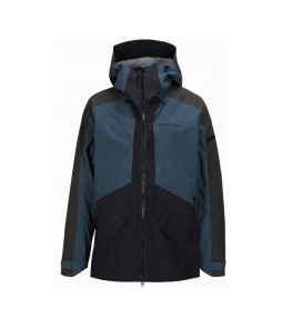 Peak Performance Teton Ski Jacket-Blue Steel