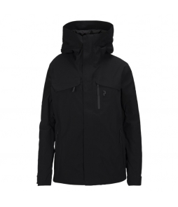 Peak Performance Spokane Ski Jacket-Black